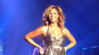 Beyonce - Irreplaceable - 4 Tour 2011 @ Roseland