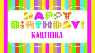 Karthika   Wishes & Mensajes - Happy Birthday