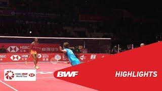 HSBC BWF World Tour Finals 2018 | WS - F - HIGHLIGHTS | BWF 2018