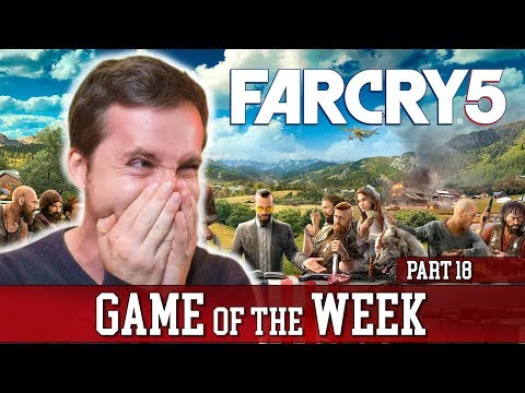 Game of the Week: FAR CRY 5 part 18 |
