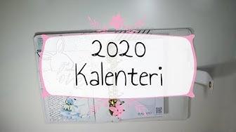 Kalenteri 2020 viikot