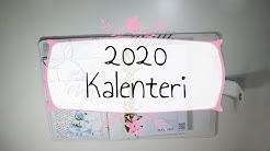 2020 Kalenteri