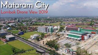 Video Udara Kota Mataram Lombok 2019