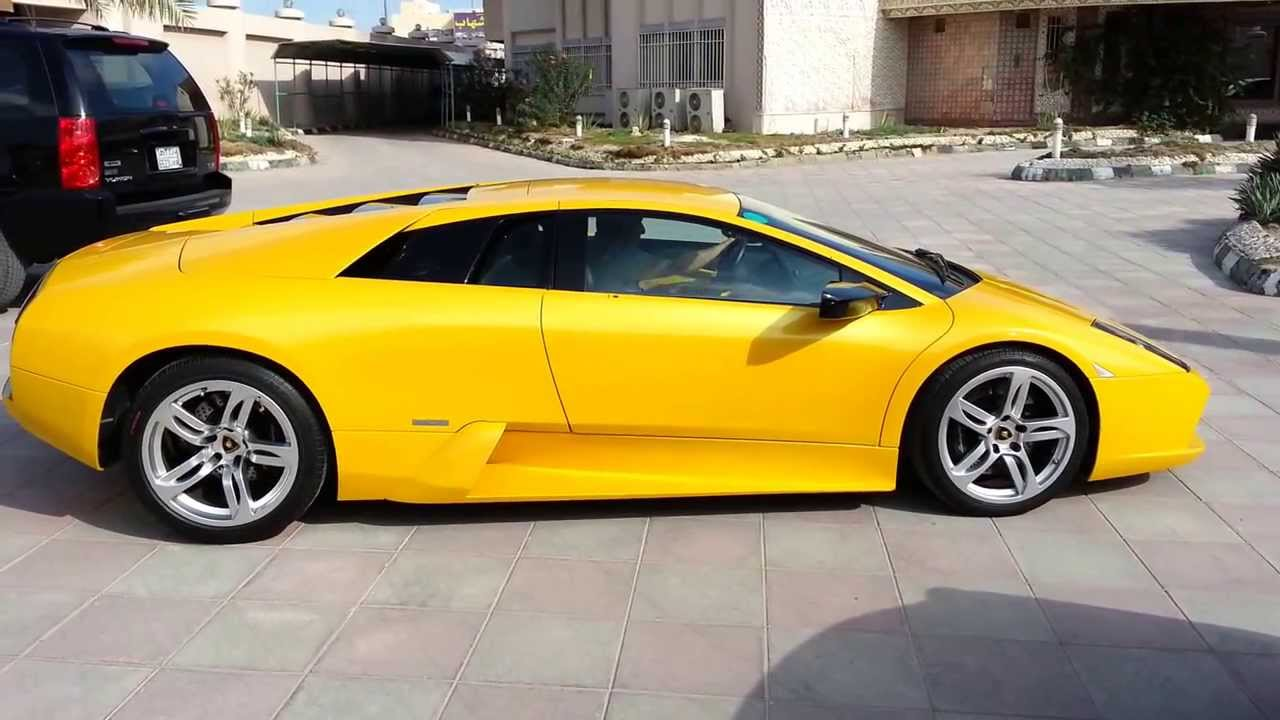 Superb My 2003 Lamborghini Murcielago   YouTube