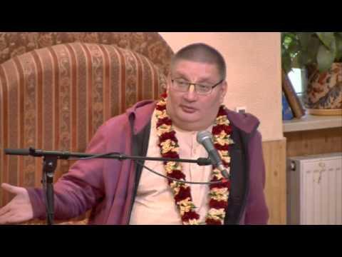 Шримад Бхагаватам 7.15.26 - Патита Павана прабху