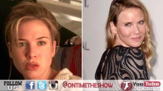 Renee Zellweger New Face Plastic Surgery 2014 unrecognizable Elle Women Hollywood Awards