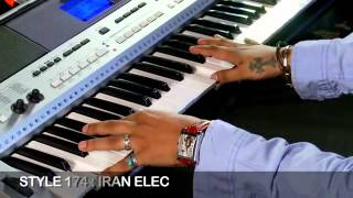 YAMAHA PSR I455 KEYBOARD DEMONSTRATION BY GLEN FERNANDES