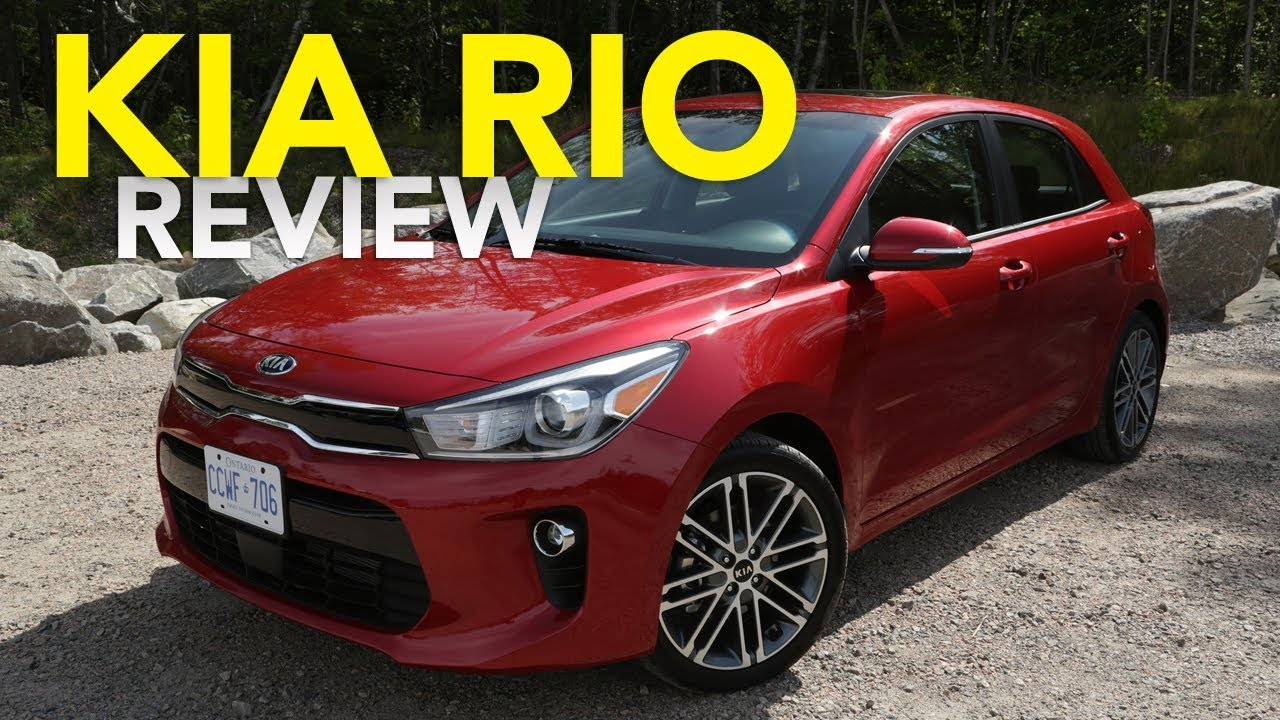 2018 Kia Rio Review Youtube