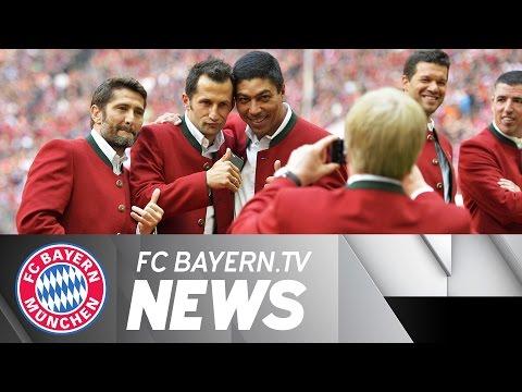 Elber, Lizarazu and Salihamidžić named Bayern brand ambassadors
