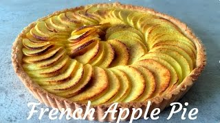 How To Make A French Apple Pie - Recipe By Heart & Food