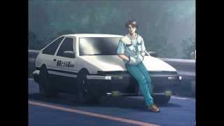 Initial D - Running In The 90's (Bass Boosted)