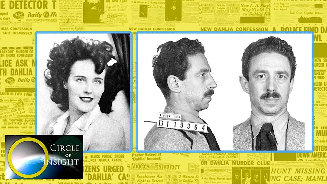 Who Killed the Black Dahlia?