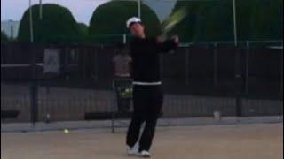 <テニス ゲーム 評論>『ウィンブルドン選手権 2019』男子シングルス準々決勝『ロジャー・フェデラー』VS『錦織 圭』