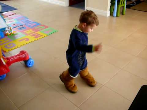 Too big for Daddy's boots