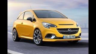 New Opel Corsa GSi Concept 2019 - 2020 Review, Photos, Exhibition, Exterior and Interior