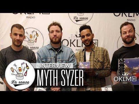 Youtube: MYTH SYZER – #LaSauce sur OKLM Radio 26/04/18