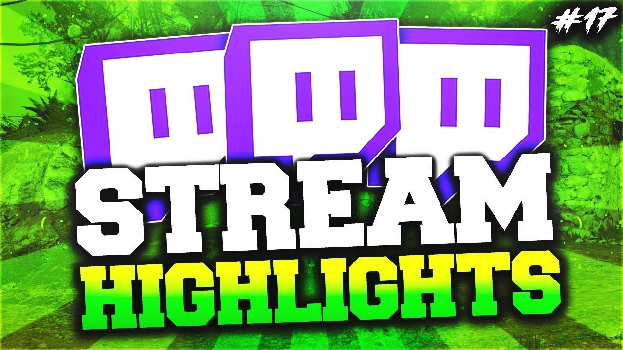 STREAM HIGHLIGHTS #17 | RAGE & FUNNY MOMENTS (CALL OF DUTY BLACK OPS 3) TWITCH CLIPS | COD BO3