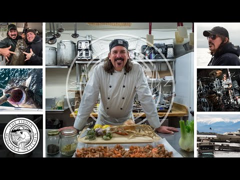 THE FISHIN' MUSICIAN'S KITCHEN- PILOT EPISODE