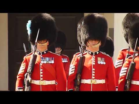 1st Battalion Irish Guards