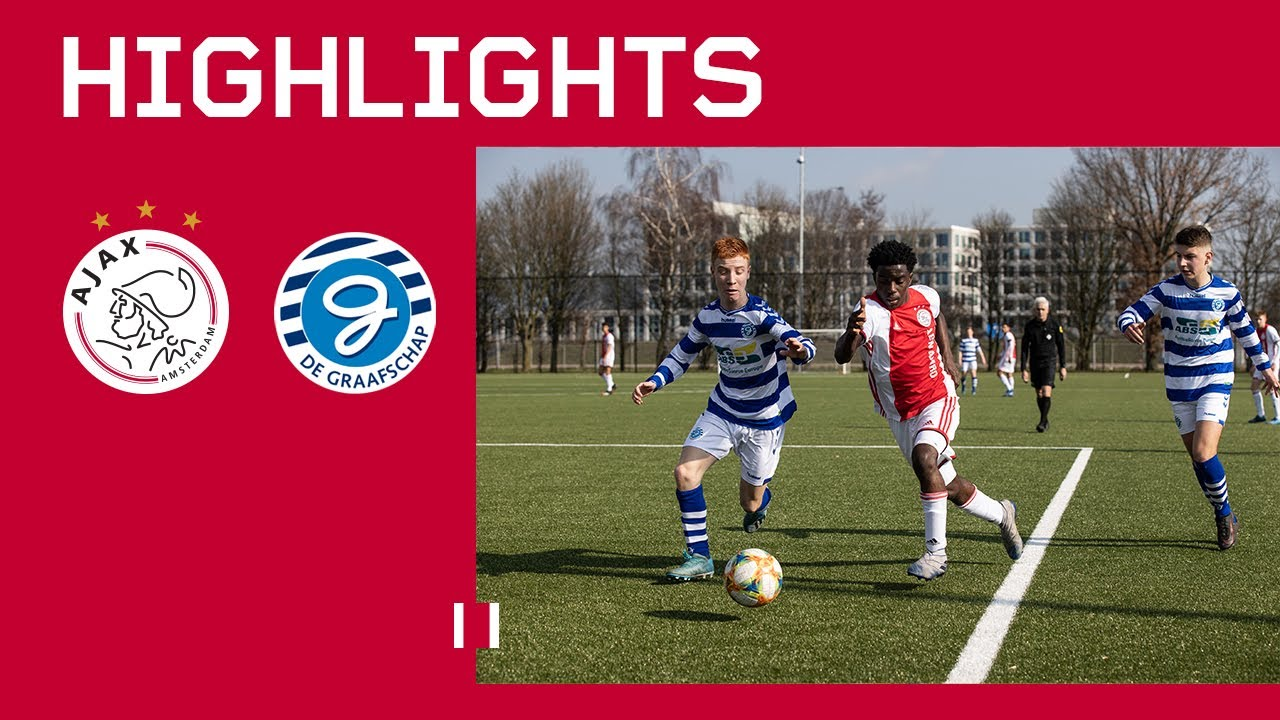 Highlights Ajax O16
