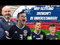 Why Scotland should not be underestimated at the Euros!