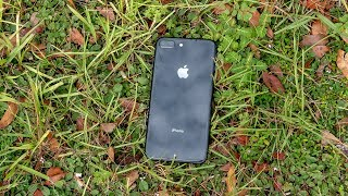 Why I LOVE the iPhone 8 Plus in 2019..