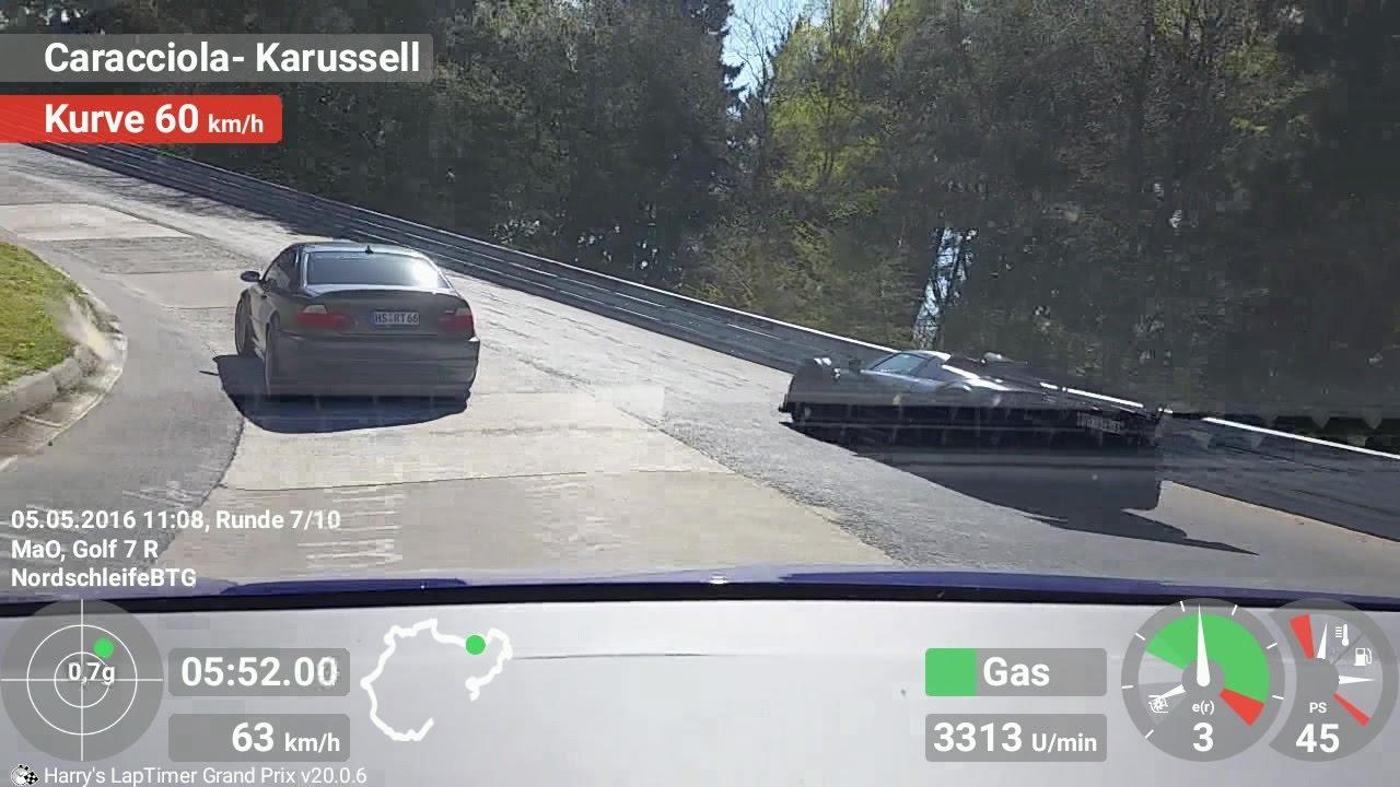 VWVortex com - Mk 7 Golf R track day video - post your video