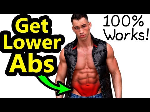 Lose Lower Belly Fat Fast - 5 Proven Ab Exercises | How to Reduce Belly Fat & get Lower Abs Workout