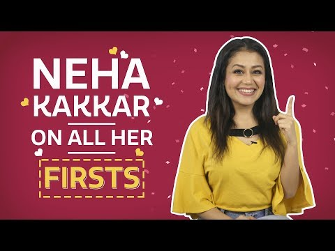 Neha Kakkar on all her firsts | S01E06 | Pinkvilla | Bollywood