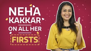 Neha Kakkar on all her firsts | S01E06 | Pinkvilla | Bollywood
