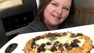 Taste Test Tuesday! Keto Connect Chicken Crust Pizza!