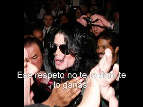 Michael Jackson Privacy con subtitulos en español