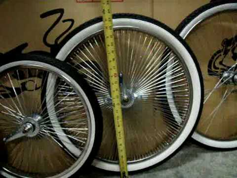 Bicycle Parts - wheel and tires size - YouTube