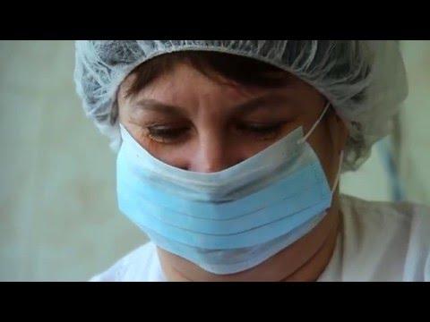 Презентационный ролик приемного отделения больницы Красного Яра