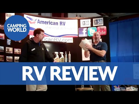 Rubber Roof Maintenance  - RV Review