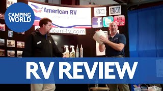 ... Rubber Roof Maintenance   RV Review