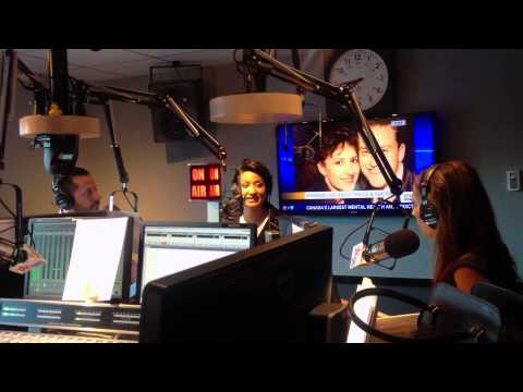 Nalie on Montreal Virgin Radio [Breast Cancer Survivor]