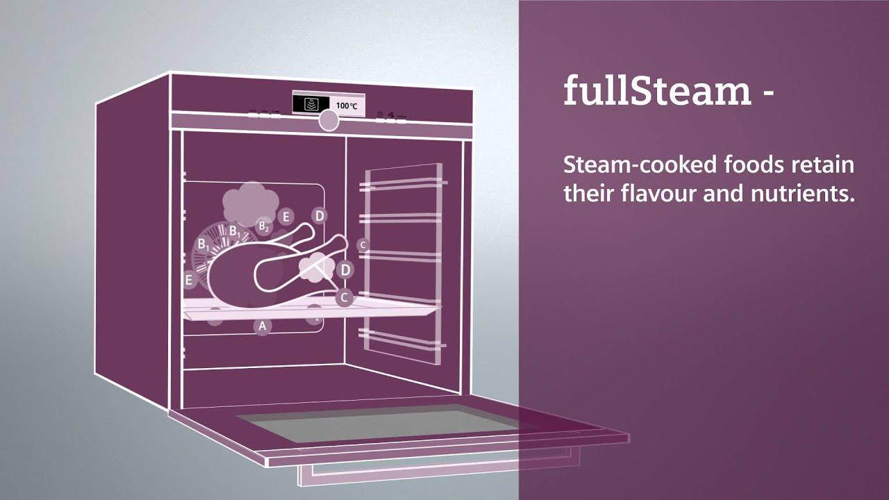 Siemens Iq700 Inbouwoven Four Encastrable Product Video