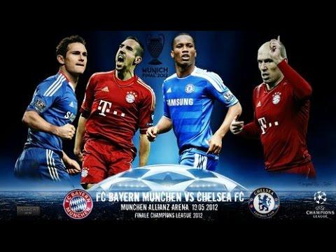 Fifa 15 Online Seasons Chelsea vs Bayern