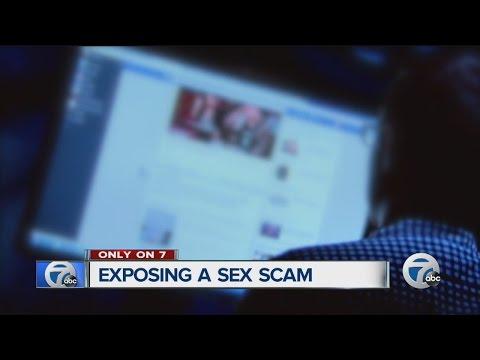 Exposing an online sex scam