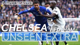 Tunnel Access: Loftus-Cheek's Message To You After Derby Day Win | Unseen Extra