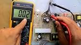 Repairing the 6-8 Blinking RED Light Warning - YouTube