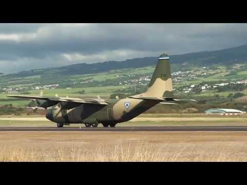 Lockheed C130B Hercules Botswana Defence Force,OM1, @ Roland Garros Airport