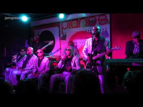 The Blind Boys Of Alabama - I Shall Not Be Moved - Pianos New York City 2013 CMJ