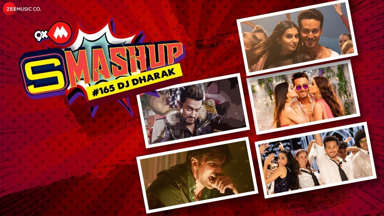 AIDC - 9XM Smashup #165 - DJ Dharak