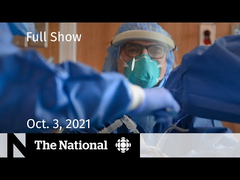 CBC News: The National | COVID warnings, Wild homecoming parties, Pandora Papers