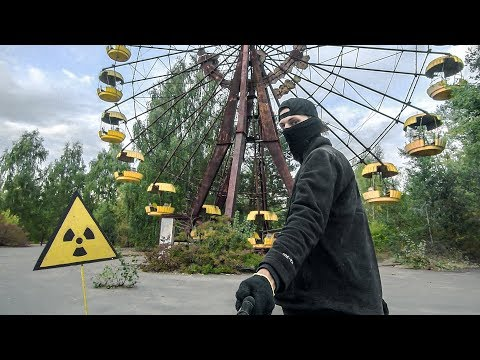 Journey Across Chernobyl Exclusion Zone | Part 3
