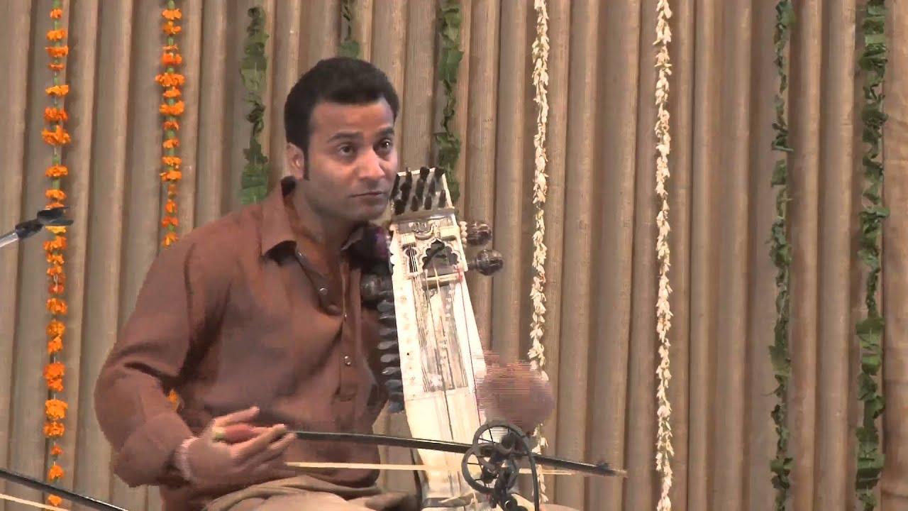 Saptak Annual Music Festival - 2015 : (Dilshad Khan & Sabir Khan - Sarangi)