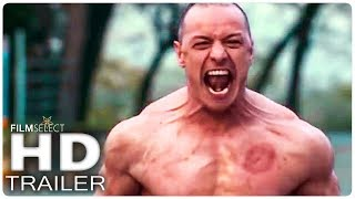 GLASS Trailer Español (2019)