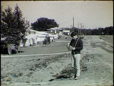 "Jim Morrison in ""Florida State University: Toward a Greater University"" (1964)"